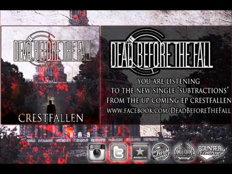 Dead Before The Fall- Subtractions