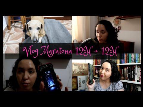 Vlog Maratona 12H + 12H (10ª Edição) | Raíssa Baldoni