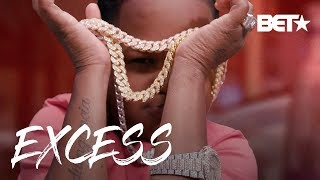 Pio's $225K Chain from Floyd Mayweather & DJ Khaled's Fav Shop, Pristine Jewelers | Excess w/ Pio