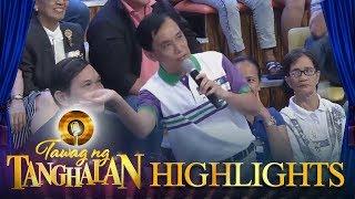 Tawag ng Tanghalan: Gus Abelgas shows his version of 'Good Morning Challenge'