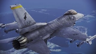 Ace Combat Infinity - Engage Trailer