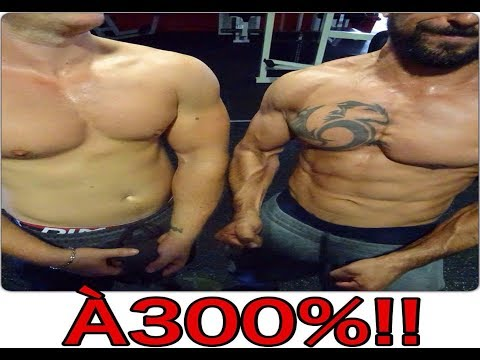 Comme gonfler les muscles directs du dos