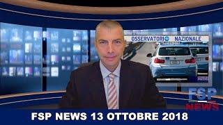FSP News del  13 ottobre 2018