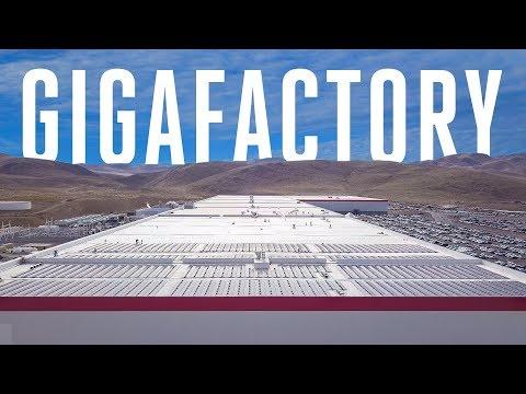 Gigafactory je klíčem k budoucnosti Tesly