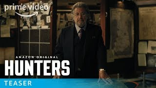 Hunters - Tease: X Marks The Spot I Prime Video