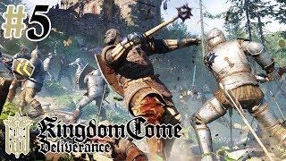 ЗАПИСЬ СТРИМА ► Kingdom Come: Deliverance #5