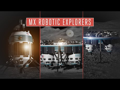 How Moon Express could use robots to mine the Moon