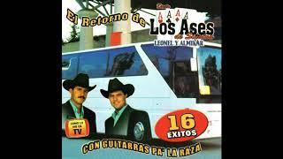 """Los Ases De Sinaloa - 16 Exitos """"Con Guitarras Pa' La Raza"""" (Disco Completo)"""