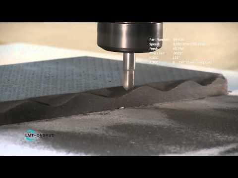 "LMT Onsrud 68-410 3/8"" PCD Ballnose Cutting CFRP"