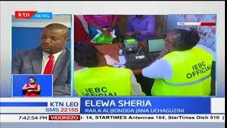 Elewa Sheria: Uchambuzi wa uchaguzi wa Oktoba 26