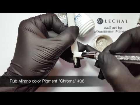 Mirano Nail Designs - Scales