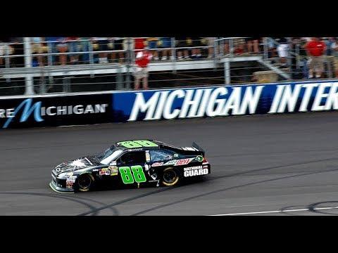 2012: Dale Jr. snaps winless streak at Michigan