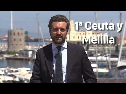 Ceuta y Melilla, europeas y españolas