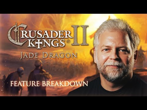 Crusader Kings II - Jade Dragon - Feature Breakdown thumbnail