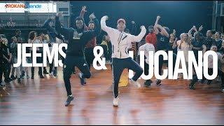 Luciano & Jeems | Orokana Friends Workshops 4 | Hip Hop Choreography