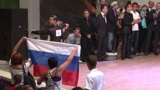 Nikita Pavlov - Dariia Palyey, Final Samba