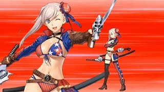 Miyamoto Musashi  - (Fate/Grand Order) - 【FGO】Miyamoto Musashi (Berserker) 3T Farming Analysis