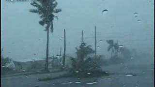 Hurricane Georges - Key West, Florida - September 25, 1998