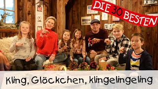 Simone Sommerland, Karsten Glück Und Die Kinder Aus Ellmau Am Wilden Kaiser - Kling, Glöckchen, Klingelingeling
