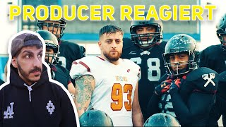 Producer REAGIERT Auf KC Rebell   Quarterback (prod. By Juh Dee)