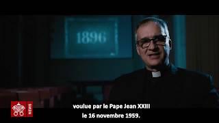 La filmothèque du Vatican fête ses 60 ans
