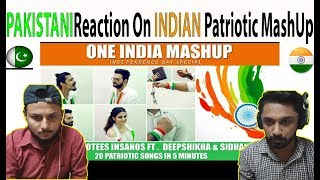 Download Pakistani Reacts On One India Mashup 20 Patriotic