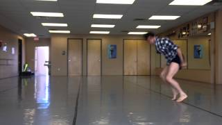 Pop Drop and Roll-Chonique Sneed Choreography by Jose Soto