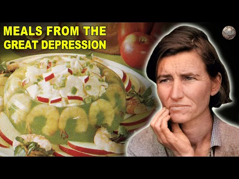 Odd Foods People Had to Eat During the Great Depression