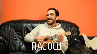 Гитарист группы пасош, Кирилл Городний. О том как научиться играть на укулеле
