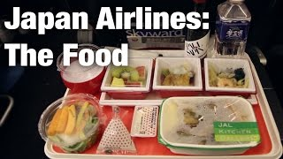 Japan Airlines Review: How Is The Food?