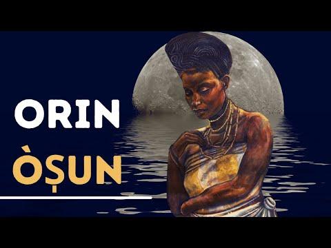 Orin Ò̩s̩un | Osun Songs | Cantos a Ochun