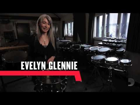 ProMark Drumsticks : Videos : Evelyn Glennie on Marimba