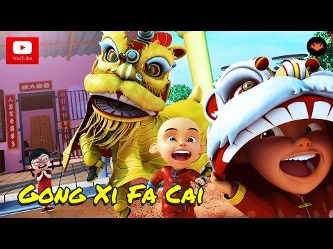 Upin & Ipin - Gong Xi Fa Cai [FULL] [HD]