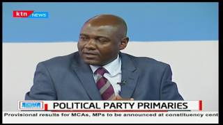 Details that ignited tension in Uasin Gishu County during the party primaries