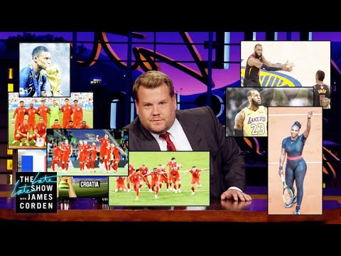 James Corden Breaks Down Summer 2018