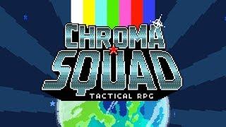 Chroma Squad - Go Go Original Team Who Definitely Aren't Power Rangers