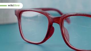 How to Remove Scratches From Plastic Lens Glasses