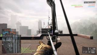 Gambar cover BF4 x2 rooftop snipers Vs Phantom.Epic
