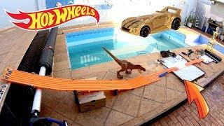 Hot Wheels Pista Corrida Espuma Escorregadia - Carrinhos De Brinquedos #72