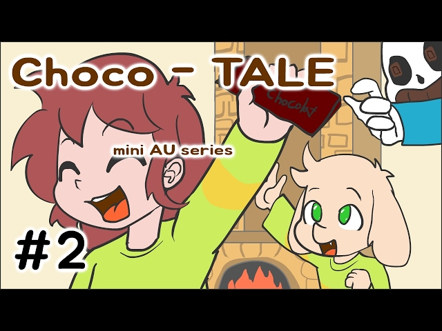 Choco-tale-s1-ep-2-undertale-au