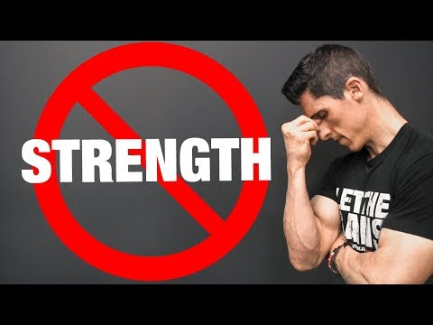 Workout Mistake – The Big FAT Strength Lie!