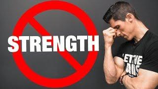 Workout Mistake - The Big FAT Strength Lie!