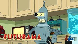 FUTURAMA | Season 8, Episode 12: Brainiac | SYFY