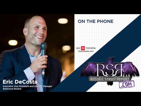 Chat Sessions: Eric DeCosta (1 of 5)