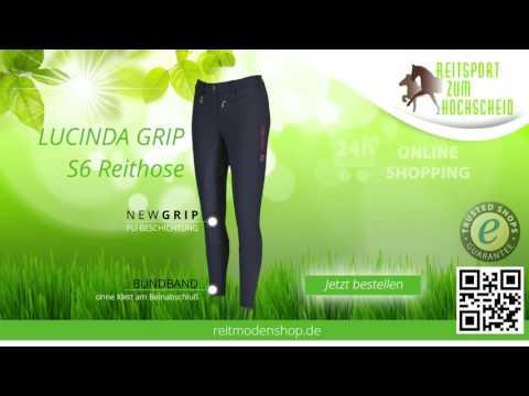 Damenreithose LUCINDA GRIP - 2016 Pikeur Kollektion