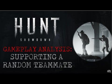 Hunt Showdown Gameplay Breakdown: Supporting a Random Teammate