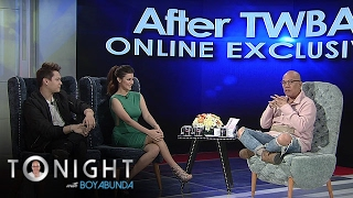 TWBA Online Exclusive: Enrique Gil and Liza Soberano