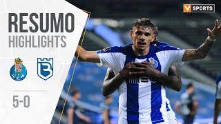 Highlights | Resumo: FC Porto 5-0 Belenenses (Liga 19/20 #30)
