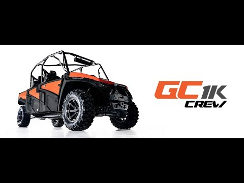 2020 Intimidator 4 x 4 GC1K CREW in Amarillo, Texas - Video 2