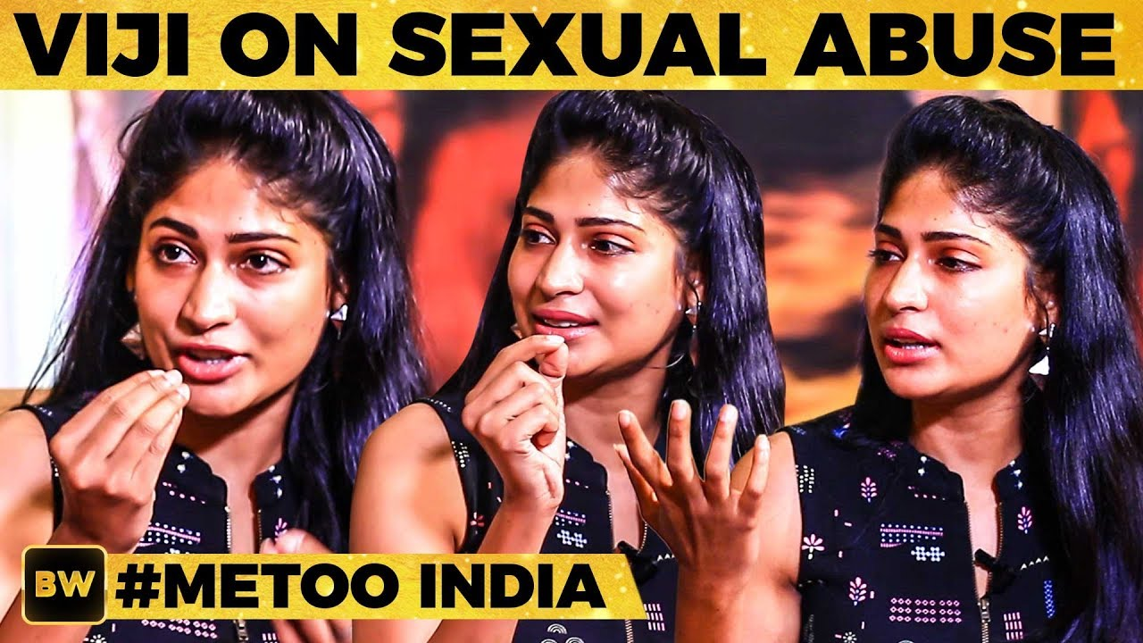 #Metoo & Casting Couch in Tamil Cinema - Vijayalakshmi Opens Up | GND 08